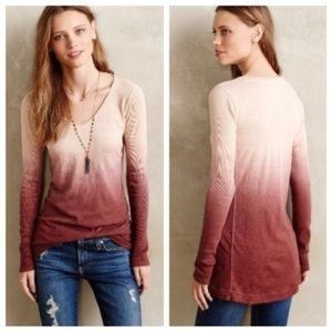 Anthropologie P + G Top